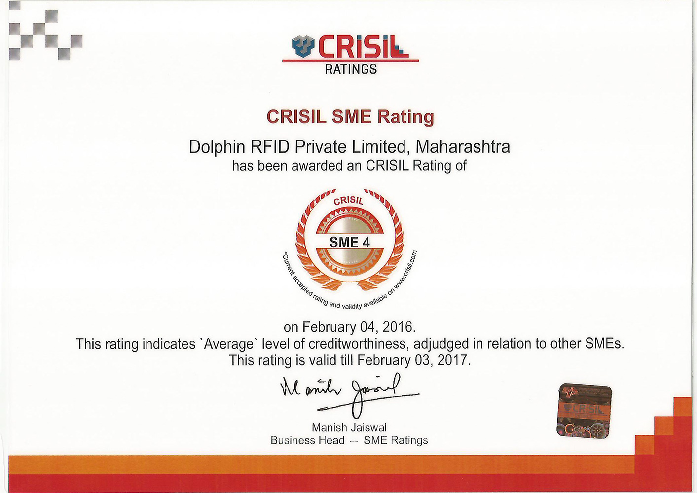 crisil-sme-rating-certification